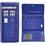 Glantop Doctor Who Large Tardis Purse Wallet