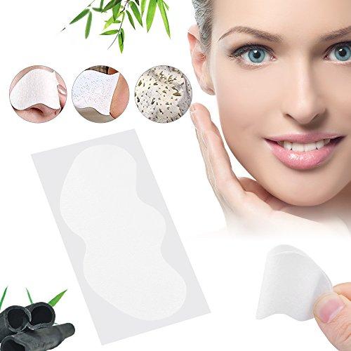 Anself 10 Stück Porenreinigung Nasenstrips Nasenpflaster
