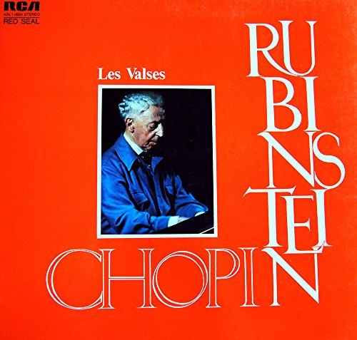 RCA ARL 1 0624 - Rubinstein - CHOPIN - Les Valses - n°1 en mib Op 18, n°2 en lab Op 34, n°3 en la mineur Op 34, n°4 en fa Op 34, n°5 en lab Op 42, n°6 en réb Op 64, n°7en ut dièse Op 64, n°8 en lab, n°9 en lab, n° 10 en Si mineur, n°11 en solb n° 12 en fa mineur Op 70, n° 13 en réb Op 70, n° 14 en mi mineur - Disque vinyle LP 33 tours (et non CD). -