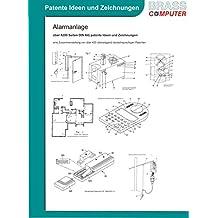 Alarmanlage, über 4200 Seiten DIN A4) patente Ideen und Zeichnungen