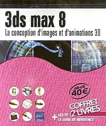 3ds max 8, pack en 2 volumes