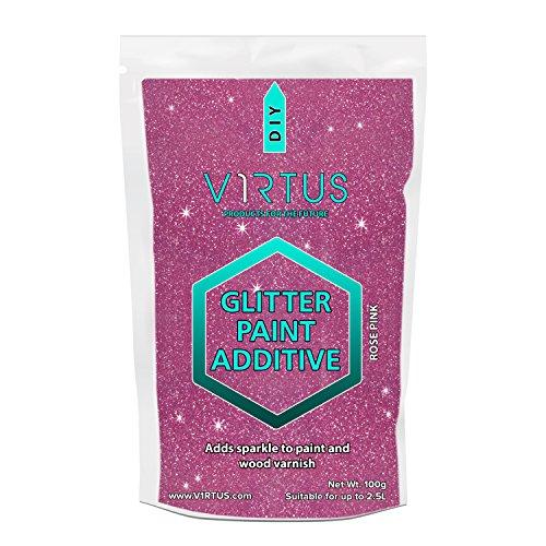 v1rtus-rose-pink-glitter-farbe-kristalle-additiv-100-g-fur-dispersionsfarbe-fur-verwendung-mit-ausse