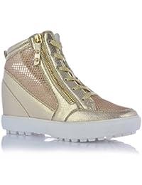 Suchergebnis auf für: metall netz Damen Schuhe