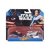 Hot Wheels - Star Wars - Carships - Darth Vader & Princess Leia - 2 Die-Cast Fahrzeuge