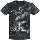 Photo de Nightwish Woe to All T-Shirt Manches Courtes Noir par Nightwish