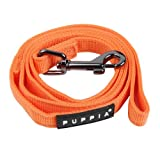 Puppia PDCF-AL30 Two Tone Leine, M, orange