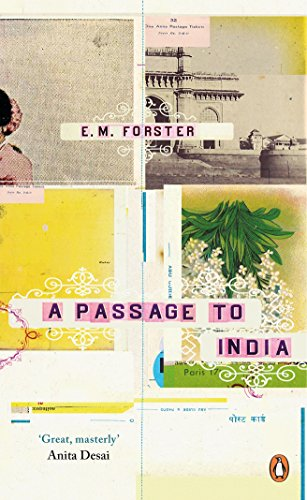 A Passage to India Cover Image