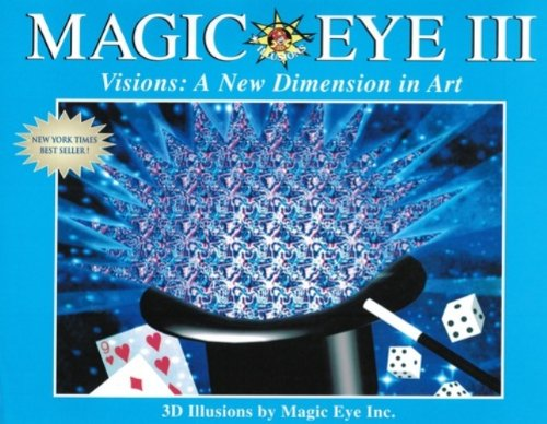 Magic Eye: Vol 3 (N E Thing Enterprises) por Cheri Smith