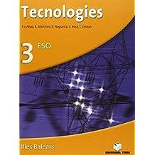 Tecnologies 3 Eso - Balears - 9788430787722