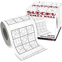 Sudoku Stampato Bagno Carta Igienica Gabinetto Tessuto Rotolo Scrivi Su