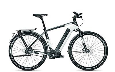"KALKHOFF Integrale i11 Speed E-Bike E Bike Pedelec Elektrofahrrad 28"" Herren 47cm 603Wh Akku Diamondblack/White Modell 2017"