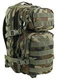 Brandit US Cooper Medium Rucksack woodland