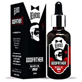 #3: Beardo Godfather Lite Beard and Moustache Oil - 30 ml