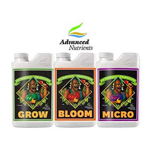 ADV Nutrients - pH Perfect Pack (Grow, Micro, Bloom) -