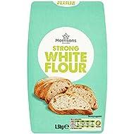 Morrisons Strong White Flour, 1.5kg