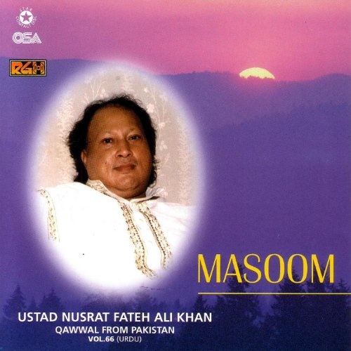 Main Woh Duniya Hoon Full Mp3 Song Dawoonllod: Sochta Hoon Keh Woh Kitne Masoom The By Ustad Nusrat Fateh