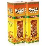 Panjon Swad Pachak Aam Papad Real Mango Slice (Pack Of 2), 200 Gm