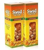 #10: Panjon Swad Pachak Aam Papad Candy, Real Mango Slice, 100g (Pack of 2)