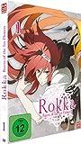 Rokka: Braves of the Six Flowers - DVD 1