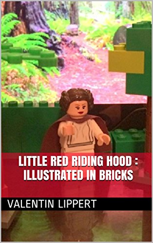 Little Red Riding Hood : Illustrated in Bricks (English (Riding Disney Hood Little Red)