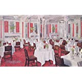 Mary Evans / Jazz Age Club Collection – The Grill Room Of The Princes Restaurant London Artistica di Stampa (91,44 x 60,96 cm)