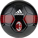 Adidas Ac Milan Pallone da Calcio, Nero (Nero/Rojvic/Orfúos), 5