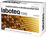 LABOTEQ TONE - 30 capsules - Protects the skin from harmful sunlight - Brightens the skin within discoloration - Prevents new spots -