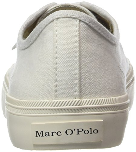 Marc O'Polo 70213923501617 Sneaker, Sneakers basses femme Weiß (white)