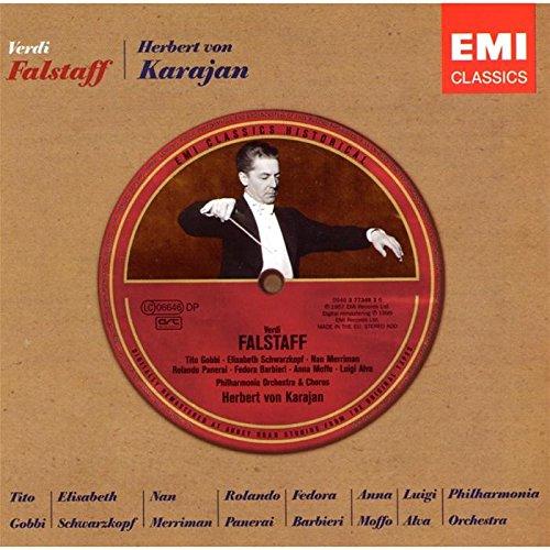 Verdi Falstaff