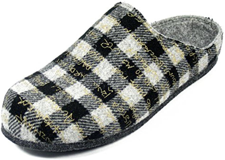PantoffelmannWOLLFIS - pantuflas Unisex adulto - En línea Obtenga la mejor oferta barata de descuento más grande