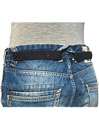 Kindergürtel ohne Gürtelschnalle - 2in1 Hosenverkleinerung & Hosenerweiterung