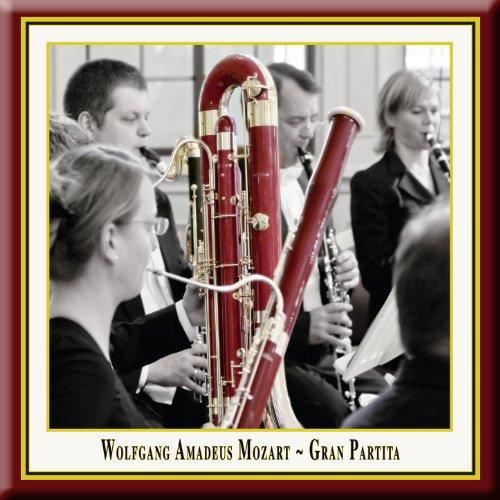 Mozart: Gran Partita - Serenad...