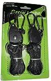 Rope Ratchet Industrial Light Hangers, Easy Rolls Roll Lampen Befestigung JoJo