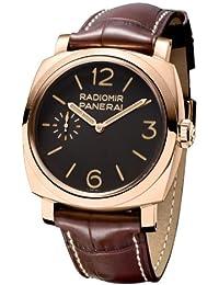 amazon co uk panerai watches panerai pam00513 radiomir 1940 oro rosso mechanical hand wind men s watch