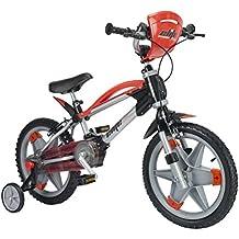 INJUSA Bicicleta Eilte MAX DE 16 Pulgadas para Niños a Partir de 6 Años, ...
