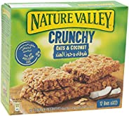 Nature Valley Oats and Coconut Bars - 252 gm