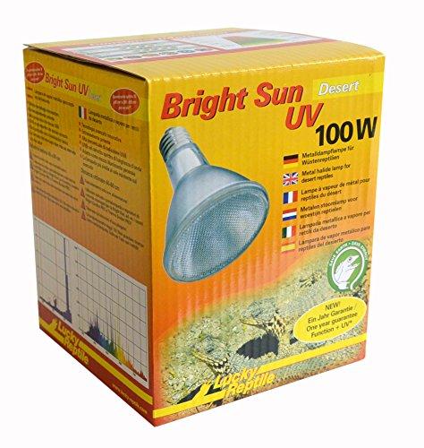 Lucky Reptile BSD-100 Bright Sun UV Desert 100 W