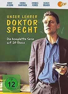 Unser Lehrer Doktor Specht Besetzung