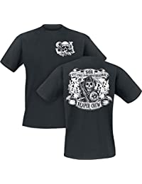 Sons of Anarchy Reaper Crew T-Shirt Black