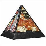 3D Pyramide - Ägypten : Malereien / schwieriges Puzzle