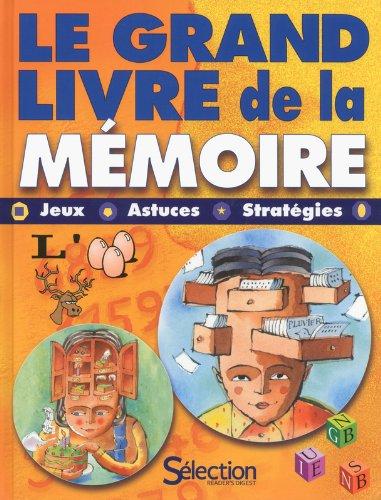 Le grand livre de la mémoire par Collectif