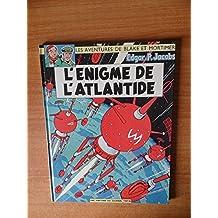 LES AVENTURES DE BLAKE ET MORTIMER : L'ENIGME DE L'ATLANTIDE une histoire du journal de Tintin