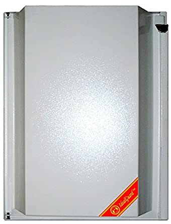 SECURE LETTER MAIL BOX ANTI ARSON FIRE PROOF FLOOD DEFENCE ECO UNIVERSAL FITTING STYLISH