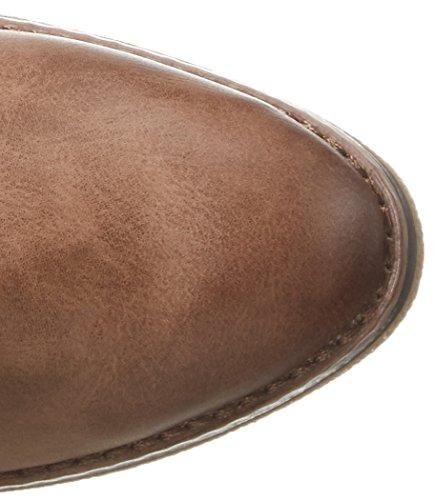 Marco Tozzi Damen 25603 Langschaft Stiefel Braun (Cognac Antic 410)