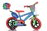 Cicli Puzone Bici 12 PJ Masks Dino Bikes Super PIGIAMINI 412 UL-PJ