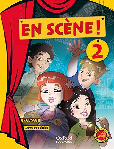 En Scene 2: Voyage dans le temps (En Scène) - 9788467383652