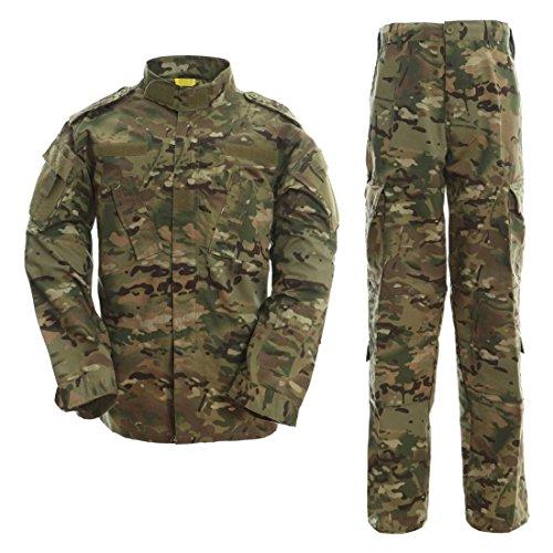 DRAGONPRO AU001 ACU Uniform Set MC XS FACTORY CODE: INT DRA423019 -
