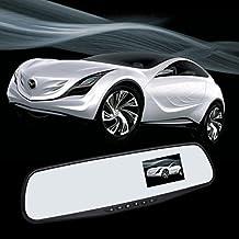 """Malloom 2.8"""" Full HD 1080P auto del coche DVR Espejos retrovisores Cámara grabadora de vídeo Dash Cam"""