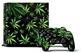 PS4-Designer Skin for Sony PlayStation 4 Console & Two(2) Decals for: PS4 Dualshock...