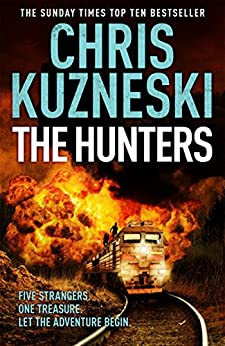 The Hunters (The Hunters 1) by [Kuzneski, Chris]